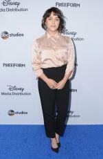 ARIELA BARER at ABC/Disney Media Upfront in Burbank 05/21/2017