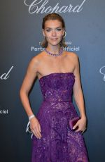 ARIZONA MUSE at Chopard Party at 2017 Cannes Film Festival 05/19/2017