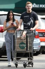 ARIEL WINTER Shopping at Whole Foods in Los Angeles 05/05/2017