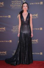 ASHLEIGH BREWER at 44th Annual Daytime Emmy Awards in Los Angles 04/30/2017