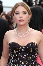 ASHLEY BENSON at Anniversary Soiree at 70th Annual Cannes Film Festival 05/23/2017