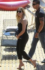 ASHLEY BENSON Out and About in Cannes 05/21/2017
