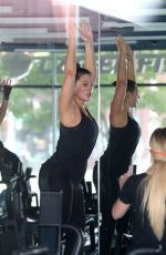 ASHLEY GRAHAM at a Gym in Los Angeles 05/24/2017