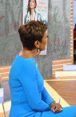 ASHLEY GRAHAM on the Set of Good Morning America 05/09/2017