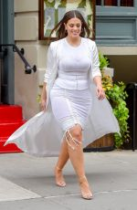 ASHLEY GRAHAM Out in New York 05/11/2017