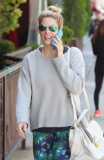 ASHLEY GREENE Out in Beverly Hills 05/08/2017