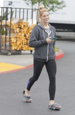 ASHLEY GREENE Out Shopping in Beverly Hills 05/12/2017