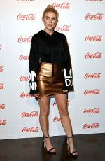 ASHLEY JAMES at Coca-Cola Summer Party in London 05/10/2017