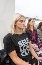 ASHLEY JAMES at World Meditation Day at The London Eye 05/15/2017