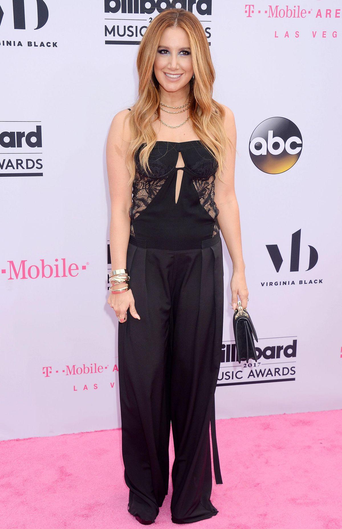 ASHLEY TISDALE at Billboard Music Awards 2017 in Las Vegas 05/21/2017 - HawtCelebs