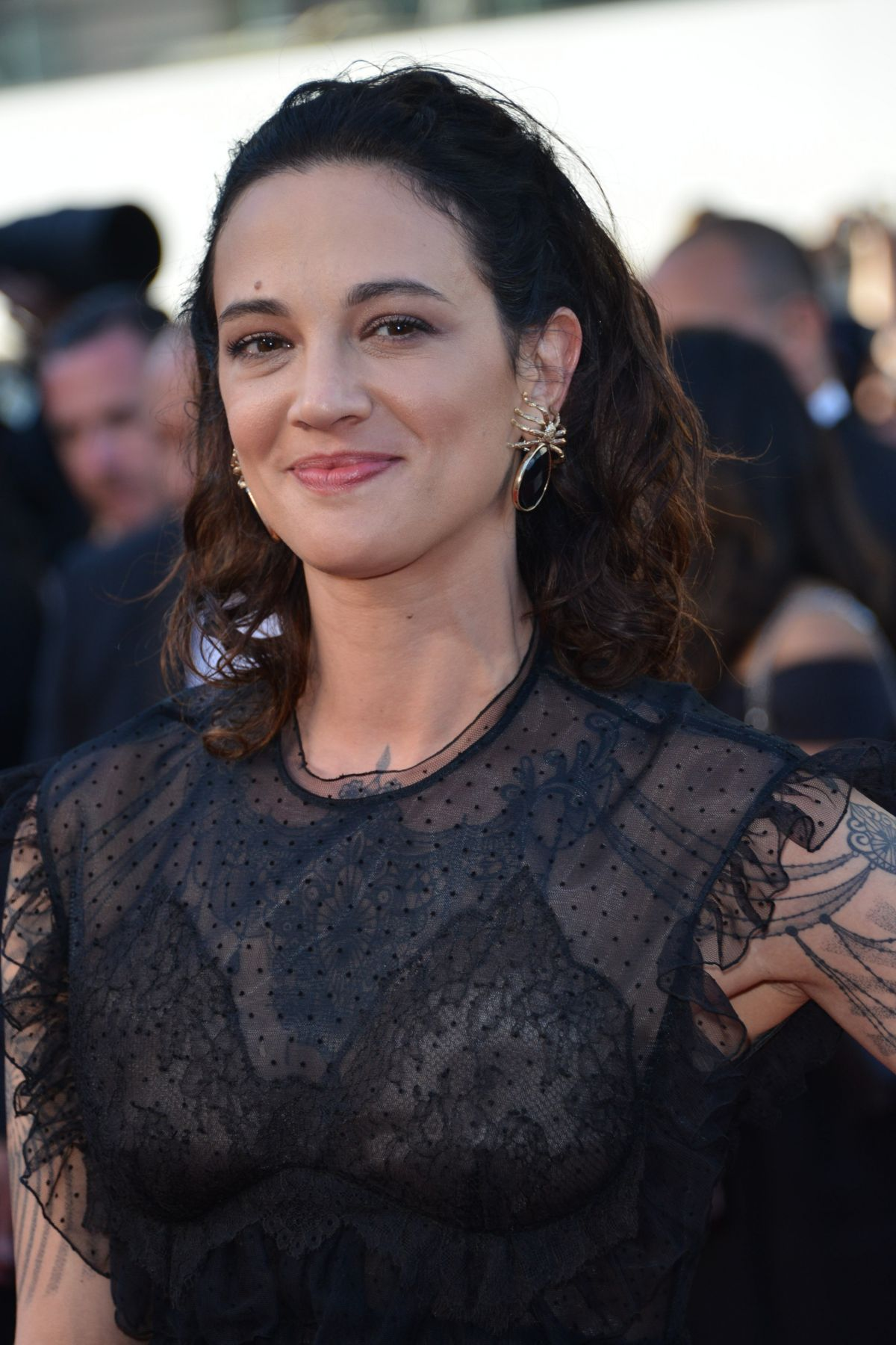 Anthony Bourdains girlfriend Asia Argento releases statement about the suicide of her love and protector