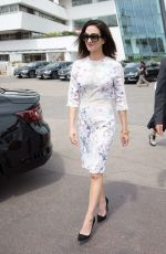 ASIA ARGENTO Out and About in Cannes 05/18/2017
