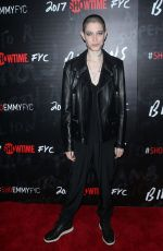 ASIA KATE DILLON at Billions Series Panel in New York 05/05/2017