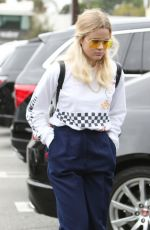 AVA PHILLIPPE Out Shopping in Brentwood 05/08/2017