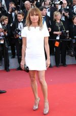 AXELLE LAFFONT at Okja Premiere at 70th Annual Cannes Film Festival 05/19/2017