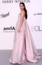 BARBARA PALVIN at Amfar