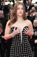 BARBARA PALVIN at Anniversary Soiree at 70th Annual Cannes Film Festival 05/23/2017