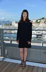 BARBORA BOBULOVA at Cuori Puri Photocall at 2017 Cannes Film Festival 05/23/2017