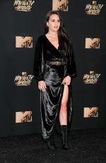 BEA MILLER at 2017 MTV Movie & TV Awards in Los Angeles 05/07/2017