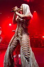 BEBE REXHA Performs at Koko in London 05/18/2017