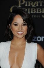 BECKY G at Pirates of the Caribbean: Dead Men Tell no Tales Premiere in Hollywood 05/18/2017