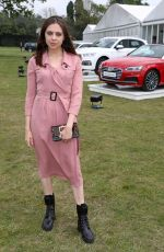 BEL POWLEY at Audi Polo Challenge at Coworth Park in Ascot 06/06/2017