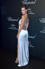 BELLA HADID at Chopard Party at 2017 Cannes Film Festival 05/19/2017