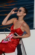 BELLA HADID at Monaco Formula One Grand Prix 05/27/2017
