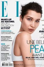 BELLA HADID in Elle Magazine, May 2017 Issue