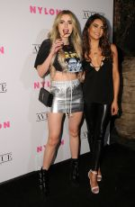BELLA THORNE at Nylon Young Hollywood May Issue Party in Los Angeles 05/02/2017
