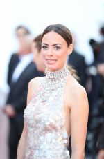BERENICE BEJO at Anniversary Soiree at 70th Annual Cannes Film Festival 05/23/2017