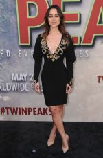 BERENICE MARLOHE at Twin Peaks Premiere in Los Angeles 05/19/2017