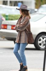 BETHANY JOY LENZ Out and About in Los Angeles 05/25/2017