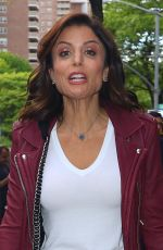BETHENNY FRANKEL Out and About in New York 05/16/2017