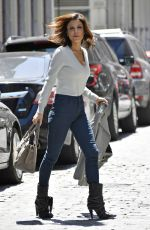 BETHENNY FRANKEL Out and About in New York 05/21/2017