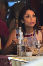BETHENNY FRANKEL Out for Lunch in New York 05/17/2017