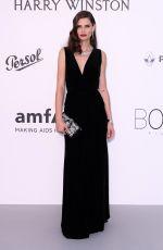 BIANCA BALTI at Amfar's 24th Cinema Against Gala at Cannes Film Festival 05/25/2017