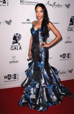 BIANCA LAWSON at Wearable Art Gala at California African American Museum in Los Angeles 04/29/2017