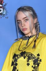 BILLIE EILISH at Everything, Everything Movie Screening in Los Angeles 05/06/2017