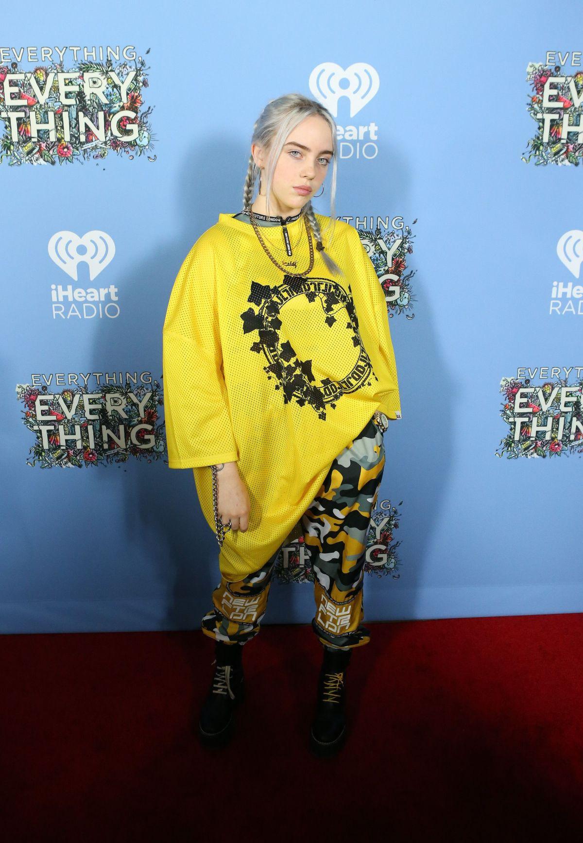 Billie Eilish The Fashion Spot
