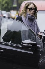 BILLIE PIPER Out and About in London 05/08/2017