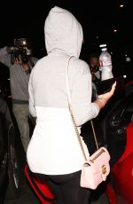 BLAC CHYNA Leaves Moonlight Rollerway in Glendale 05/22/2017