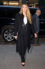 BLAKE LIVELY Out and About in New York 05/15/2017