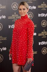 BLANCA SUAREZ at Miguel Angel Garden Party Photocall in Madrid 05/24/2017