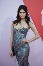 BO KRSMANOVIC at Fashion for Relief Charity Gala in Cannes 05/21/2017