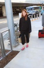BONNIE WRIGHT at Los Angeles International Airport 05/28/2017