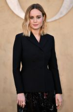 BRIE LARSON at Dior Cruise Collection 2018 Show in Los Angeles 05/11/2017