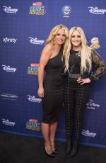 BRITNEY SPEARS at 2017 Radio Disney Music Awards in Los Angeles 04/29/2017