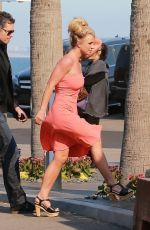 BRITNEY SPEARS Out and About in Malibu 05/29/2017
