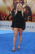 BROOKE ENCE at Wonder Woman Premiere in Los Angeles 05/25/2017